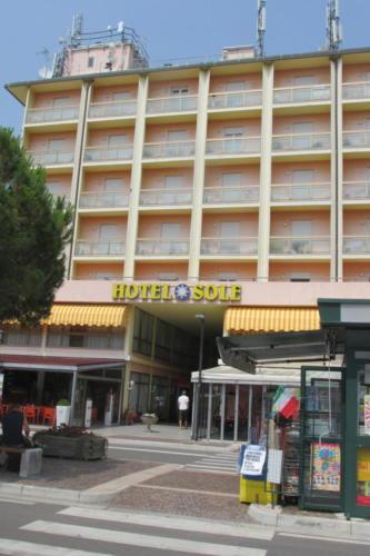 Hotel Sole Rosolina Mare