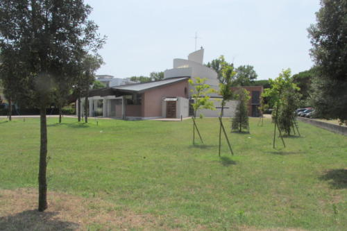 Kostel Rosolina Mare